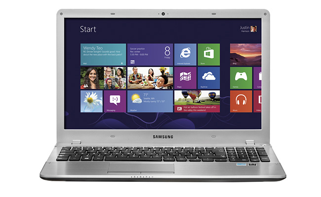 SAMSUNG Series 5 NP510R5E-S01TH