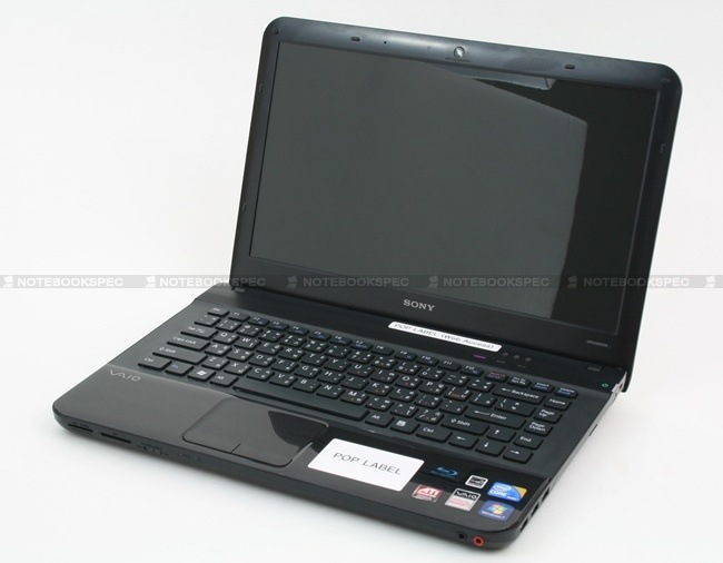 35 VAIO E Series VPCEA37FH