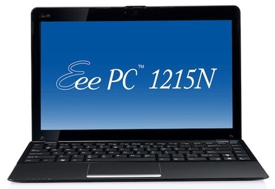 02 Asus Eee PC 1215N