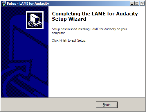 06 LAME MP3 Encoder