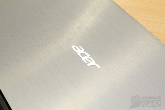 Hands On Acer Aspire S3 - Ultrabook  15