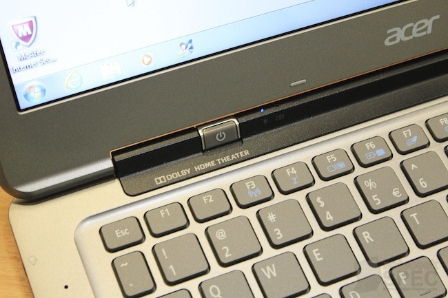 Hands On Acer Aspire S3 - Ultrabook  17