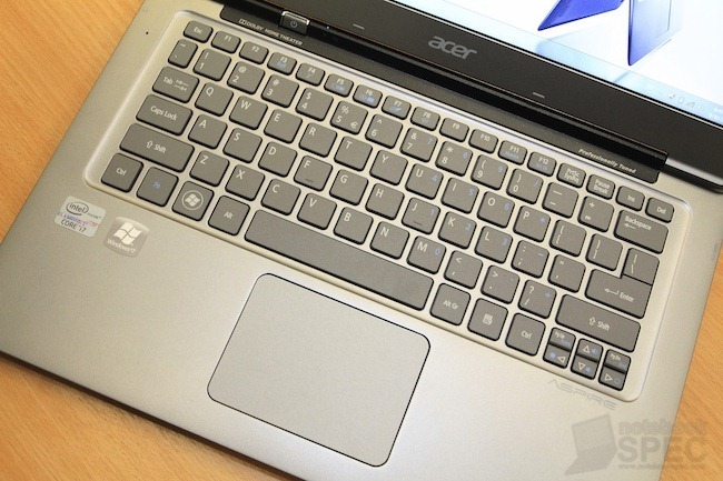 Hands On Acer Aspire S3 - Ultrabook  27