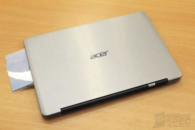 Hands On Acer Aspire S3 - Ultrabook  33