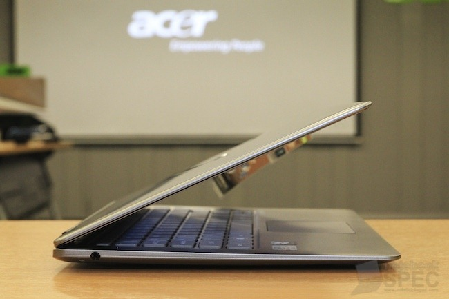 Hands On Acer Aspire S3 - Ultrabook  5