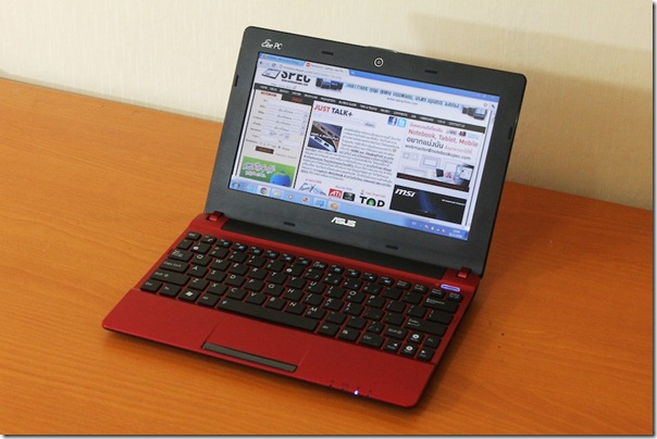Review ASUS Eee PC X101CH 1