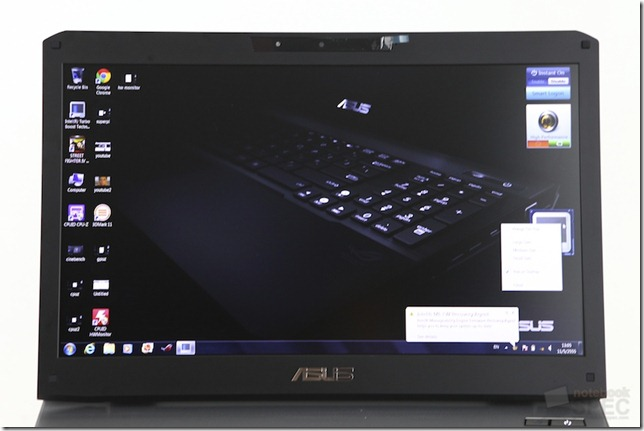 ASUS ROG G75VW Review 17