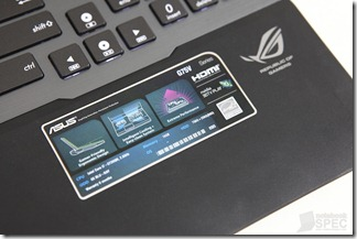 ASUS ROG G75VW Review 28