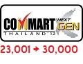  Commart Next Gen 2012  23,001 &gt; 30,000