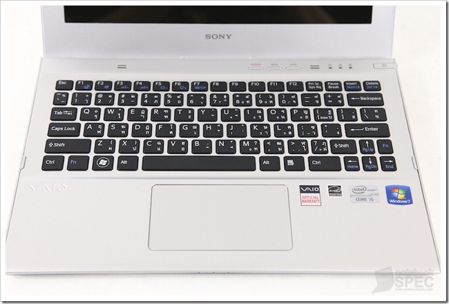 Sony Vaio T Ultrabook Review 3