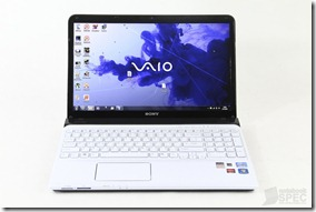 Sony Vaio E15 2012 Review 1