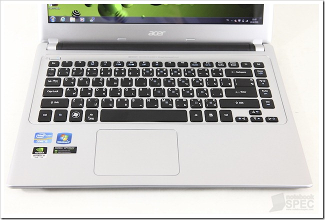 Acer Aspire V5 Review 9