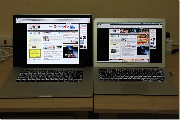 MBP Retina VS MBA 001