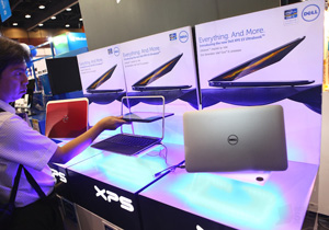 Commart Comtech Thailand 2012 : พาทัวร์บูธ ASUS, HP, DELL, Sony, Fujitsu, Apple