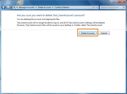 how to delete pinger account on web