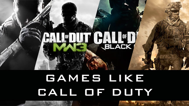 10 Best Games Like Call of Duty You Should Play in 2020