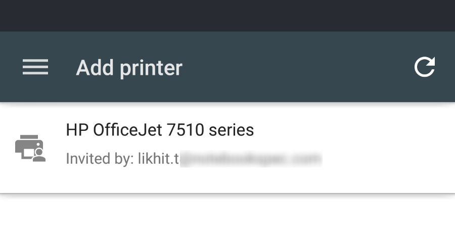 how to add a printer to google cloud print