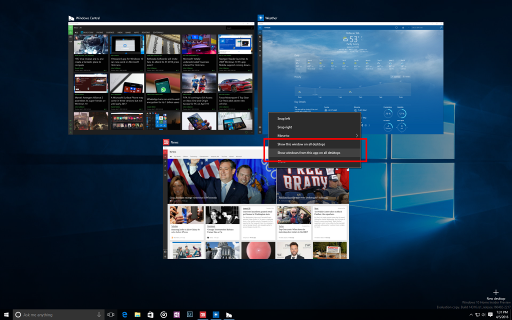 Windows 10 Insider Preview Build 14316 600 07