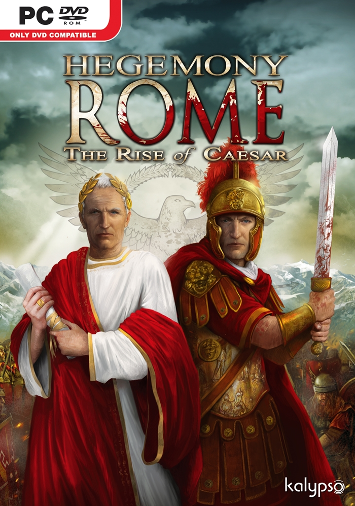 HEGEMONY ROME : THE RISE OF CAESAR