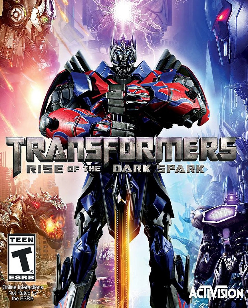 TRANSFORMERS?: Rise of the Dark Spark