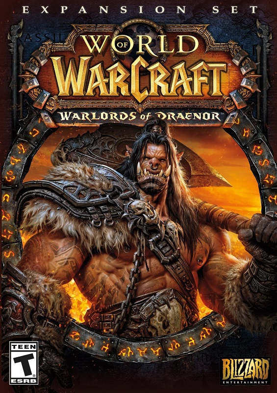 World Of Warcraft:Warlords Of Draenor