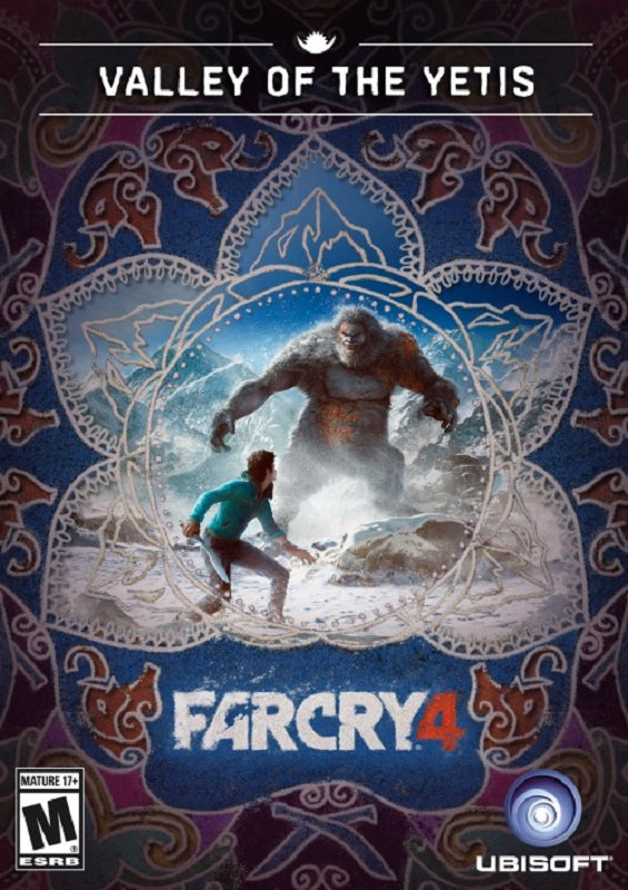 Far Cry4: Valley of the Yetis