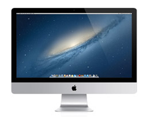 APPLE iMac 21.5-inch: 2.7GHz (Late 2013)