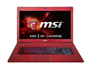 MSI GS70 6QE-215TH Stealth Pro Red Edition