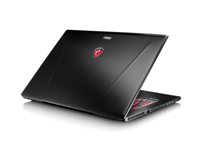 MSI GS72 6QE-295TH Stealth Pro 4K