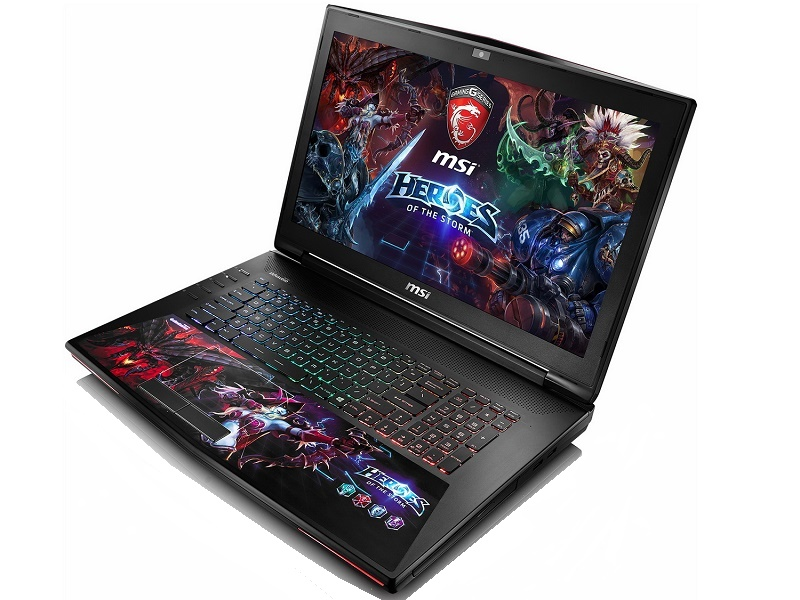 MSI GT72S 6QE-1080TH Dominator Pro G HOS
