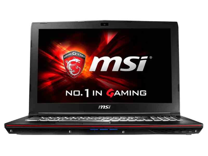 MSI GP62 6QF-809XTH