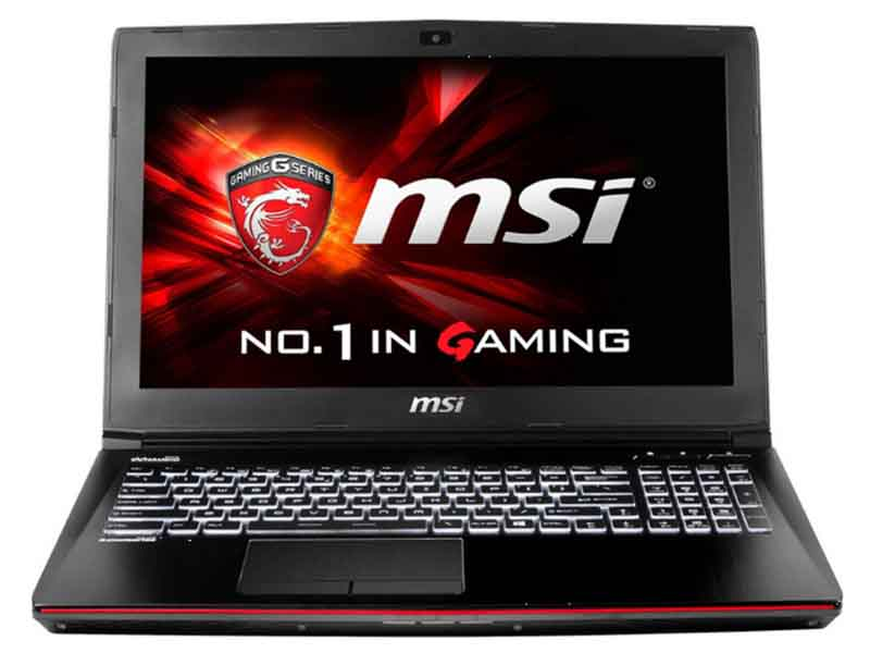 MSI  GE62 -2QC-462TH