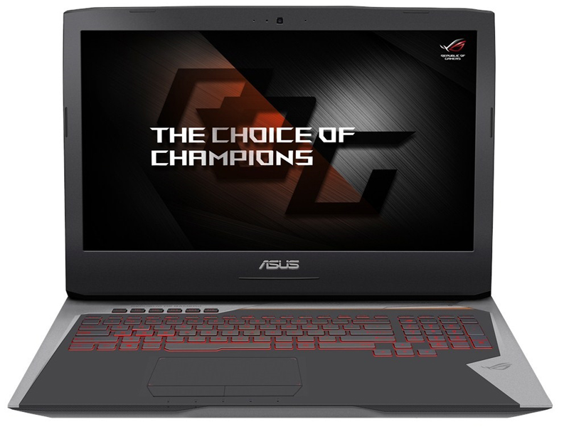 Asus ROG G752VS-GC150T
