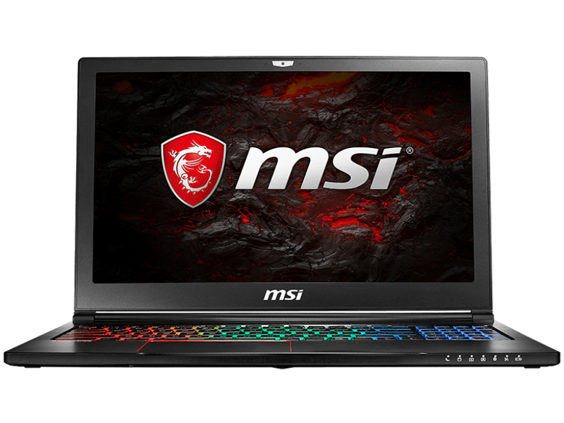 MSI GS63VR 7RF-620TH Stealth Pro