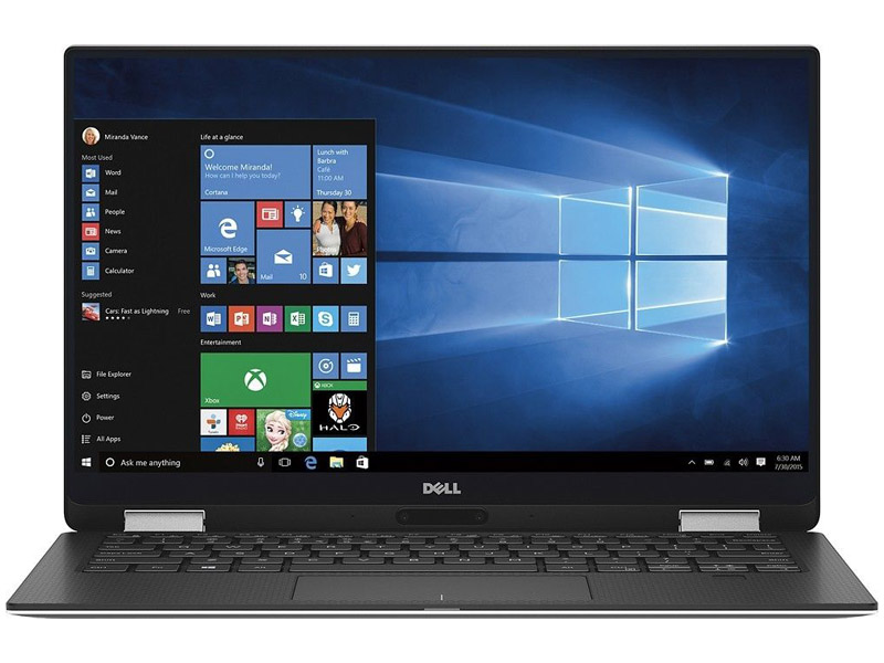DELL XPS 13 9365-W56711423THW10