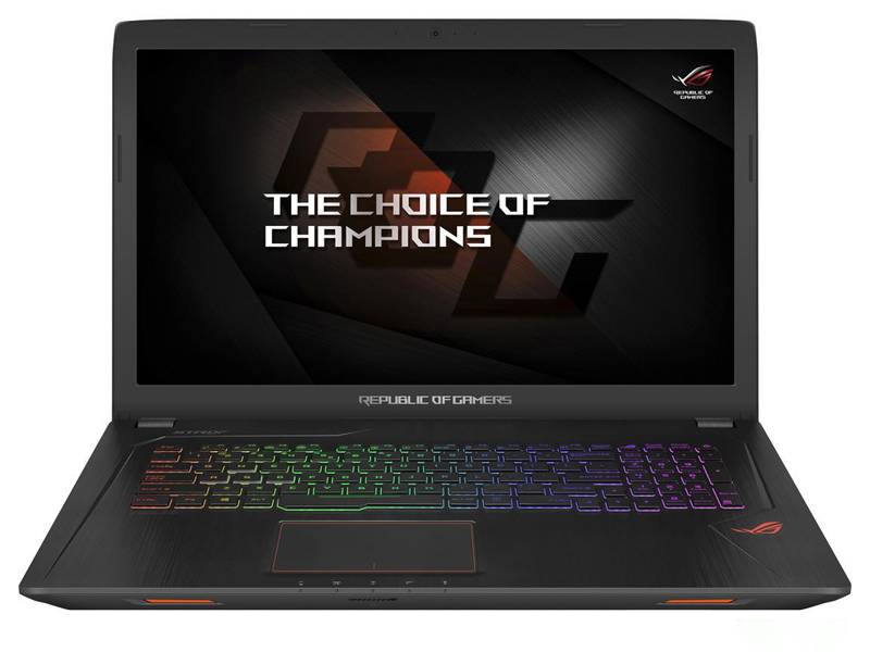 Asus ROG Strix GL753VE-GC002