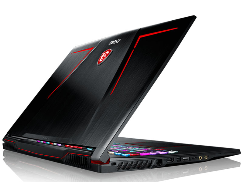 MSI GE73VR 7RE -018XTH RAIDER
