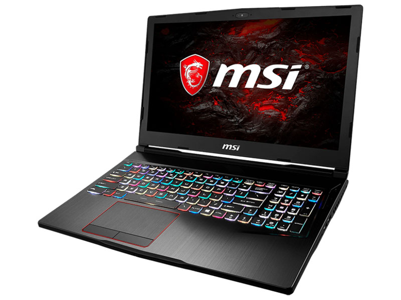 MSI GE63VR 7RE -017XTH RAIDER