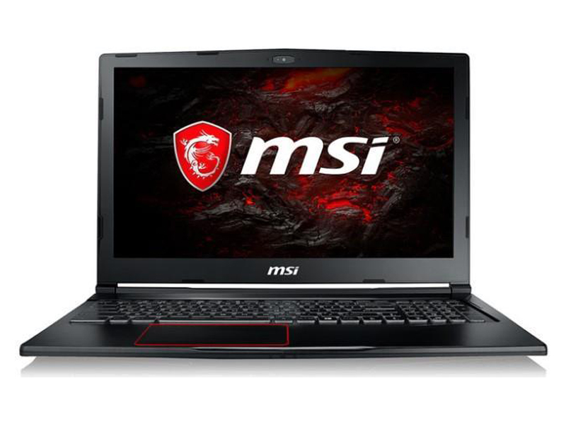 MSI GE63 7RD-017TH Raider