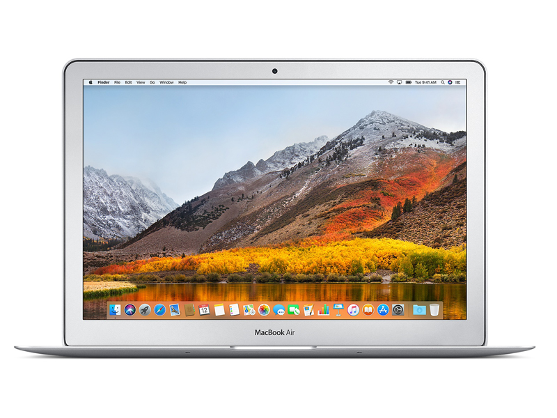 Apple MacBook Air 13-(256GB, 2017)