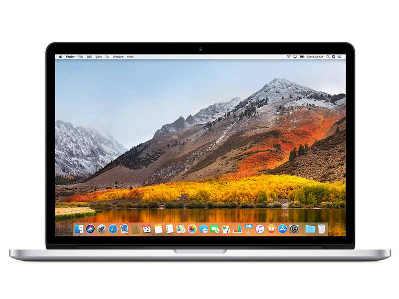 Apple MacBook Pro 15-(256GB, 2017)