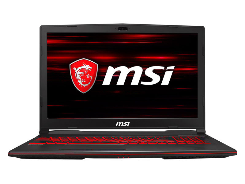 MSI GL63 8RD-654TH
