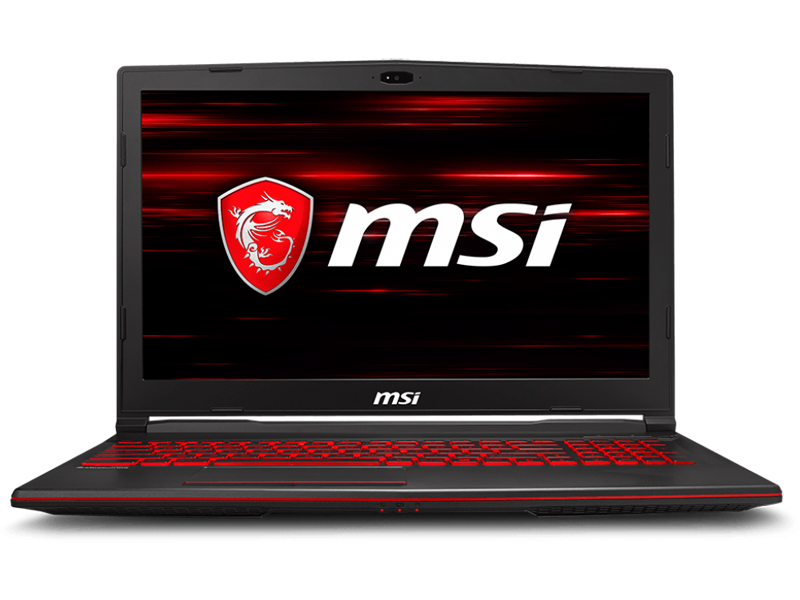 MSI GL63 8RE-458TH