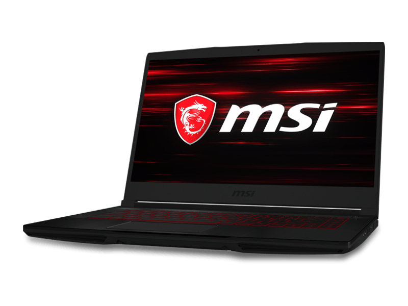 MSI GF63 8RD-413TH Thin Bezel Gaming