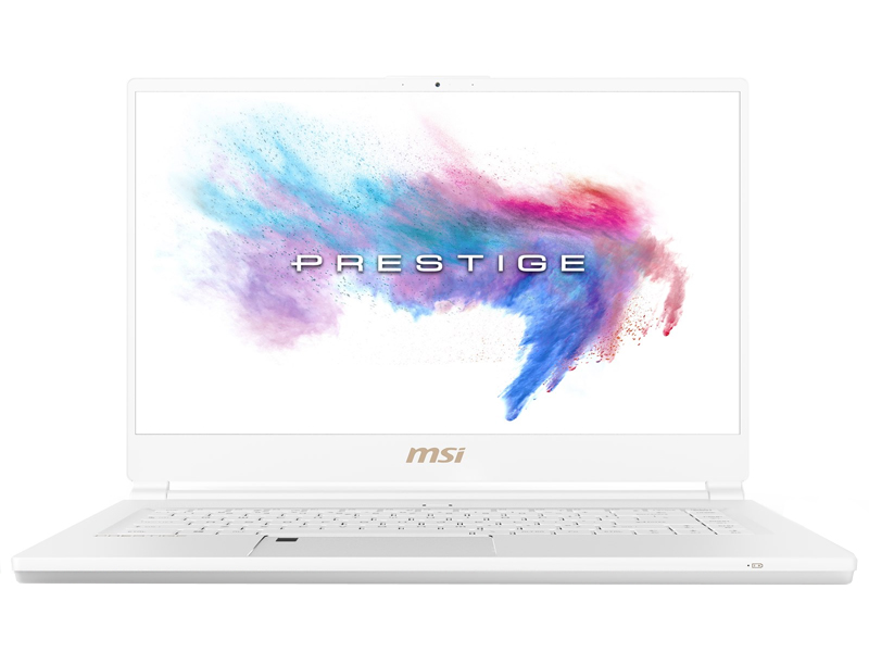 MSI P65 Creator 8RF-White Limited Edition