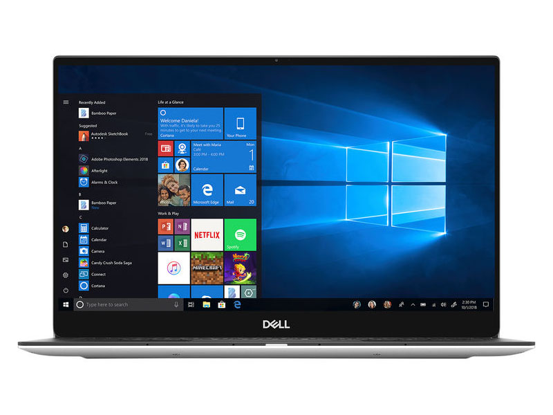 DELL XPS 13 9380-W56701607THW10 Silver