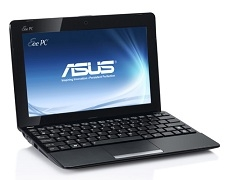 ASUS Eee PC 1015PX-WHI020W,RED018W,BLK028W