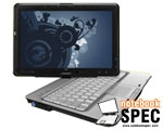 HP TouchSmart tx2-1202au NOTEBOOK PC (VF021PA#AKL)