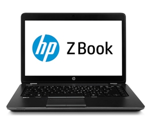 HP Mobile Workstation Zbook14 CT0Z1402