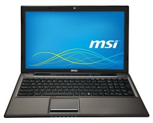MSI CX61 2PC-1239TH